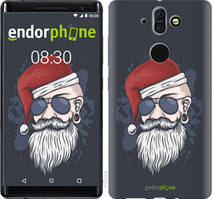 "Чехол на Nokia 8 Sirocco Christmas Man ""4712u-1619-535"""