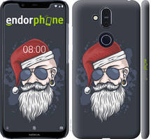 "Чехол на Nokia 8.1 Christmas Man ""4712c-1620-535"""