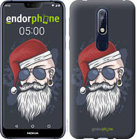 "Чехол на Nokia 7.1 Christmas Man ""4712u-1593-535"""
