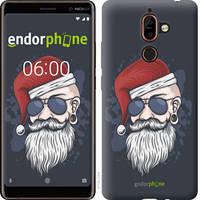 "Чехол на Nokia 7 Plus Christmas Man ""4712u-1354-535"""