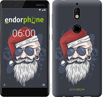 "Чехол на Nokia 7 Christmas Man ""4712u-1367-535"""