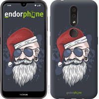 "Чехол на Nokia 4.2 Christmas Man ""4712u-1680-535"""