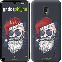 "Чехол на Nokia 2.2 Christmas Man ""4712u-1706-535"""