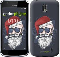 "Чехол на Nokia 1 Christmas Man ""4712u-1373-535"""