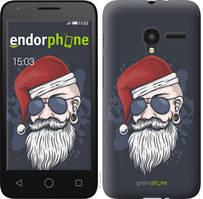 "Чехол на Alcatel One Touch Pixi 3 4.5 Christmas Man ""4712u-408-535"""