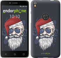 "Чехол на Alcatel Shine Lite Christmas Man ""4712u-695-535"""