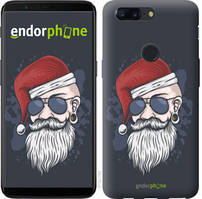 "Чехол на OnePlus 5T Christmas Man ""4712u-1352-535"""