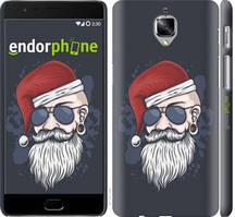 "Чехол на OnePlus 3 Christmas Man ""4712c-334-535"""