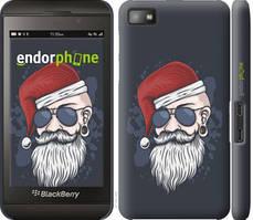 "Чехол на Blackberry Z10 Christmas Man ""4712c-392-535"""