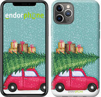 "Чехол на iPhone 11 Pro Машина с подарками ""4711c-1788-535"""