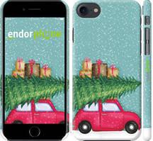 "Чехол на iPhone 8 Машина с подарками ""4711c-1031-535"""