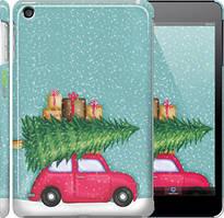 """Чехол на iPad mini 3 Машина с подарками """"4711c-54-535"""""""