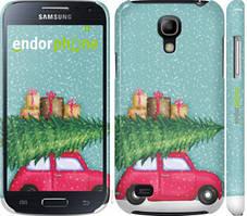 "Чохол на Samsung Galaxy S4 mini Duos GT i9192 Машина з подарунками ""4711c-63-535"""