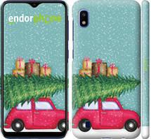 """Чехол на Samsung Galaxy A10 2019 A105F Машина с подарками """"4711c-1671-535"""""""