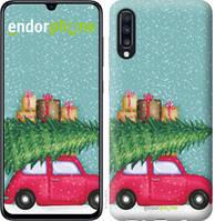 """Чехол на Samsung Galaxy A70 2019 A705F Машина с подарками """"4711u-1675-535"""""""