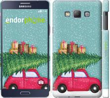 "Чехол на Samsung Galaxy A7 A700H Машина с подарками ""4711c-117-535"""