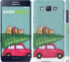 "Чехол на Samsung Galaxy A5 A500H Машина с подарками ""4711c-73-535"""