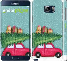 "Чехол на Samsung Galaxy Note 5 N920C Машина с подарками ""4711c-127-535"""