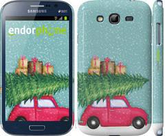 "Чехол на Samsung Galaxy Grand Neo I9060 Машина с подарками ""4711c-112-535"""