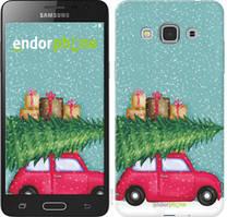 """Чехол на Samsung Galaxy J3 Pro Машина с подарками """"4711u-840-535"""""""