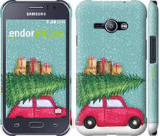 "Чехол на Samsung Galaxy J1 Ace J110H Машина с подарками ""4711c-215-535"""