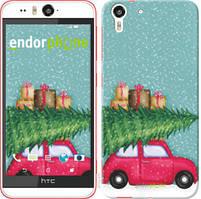 "Чехол на HTC Desire Eye Машина с подарками ""4711u-470-535"""