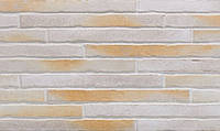 Клинкерная фасадная плитка Stroeher 450 gold-weiss  490*40*14 мм