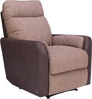 Кресло с реклайнером Мюррей ткань Комбо 4521-934 (Bellini TM)