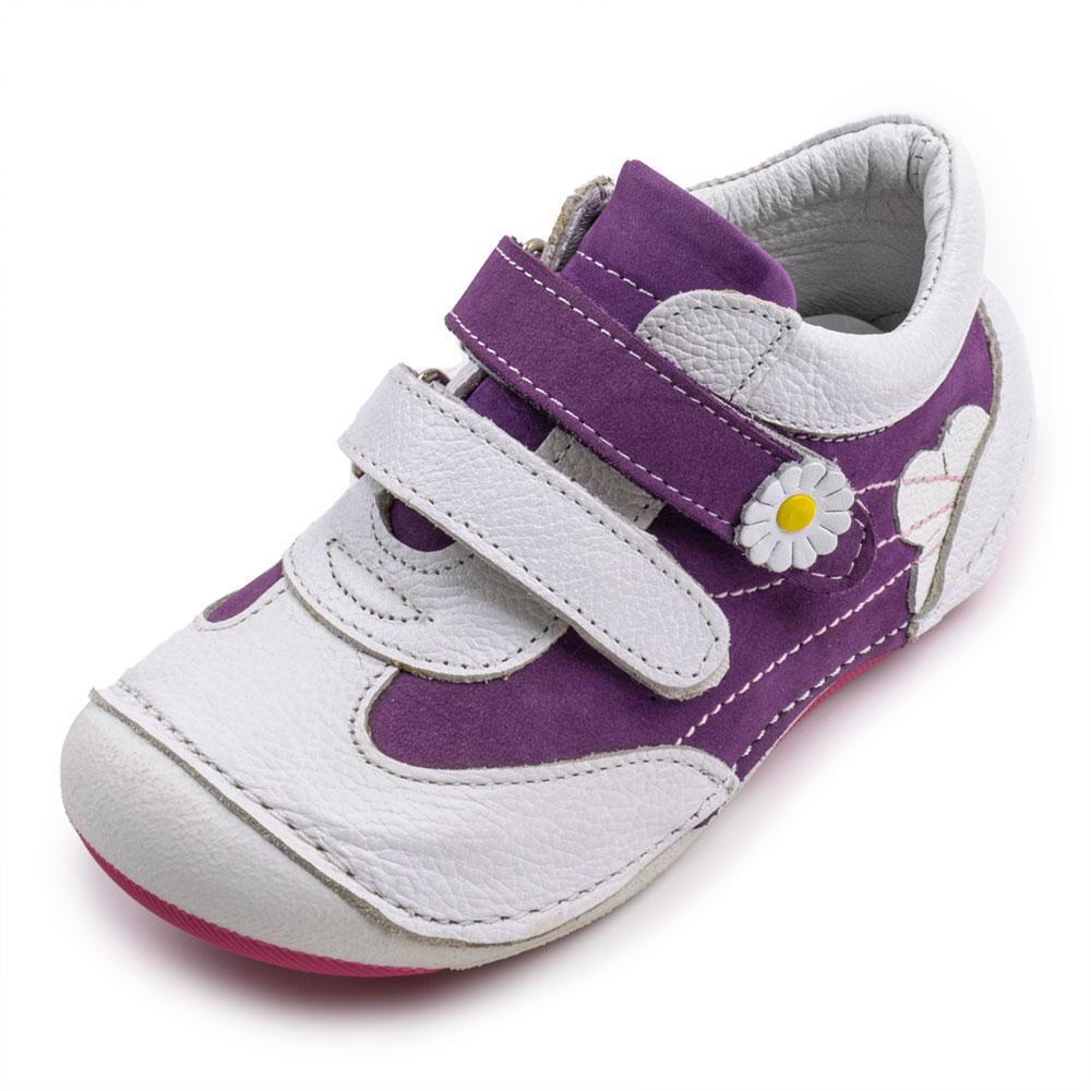 Туфли для девочек Sibel Bebe 26  фиолетовый SIB-02