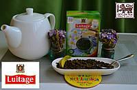 Зеленый крупнолистовой чай 100 г