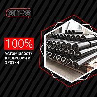Конвейерный ролик КРС диаметр - 102 мм; длинна - 160 мм