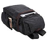 Стильный мужской рюкзак Casual 9016A, фото 8