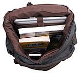 Стильный мужской рюкзак Casual 9016A, фото 10