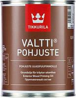 Антисептическая грунтовка для дерева Tikkurila Valtti Pohjuste 0,9 л