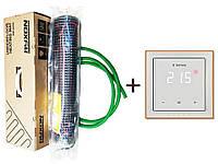 Теплый пол под плитку нагревательный мат Ryxon HM-200 (10 м.кв)2000 вт Серия Terneo-S (Спец Предложение )