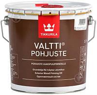 Антисептическая грунтовка для дерева Tikkurila Valtti Pohjuste 2,7 л