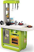 Детская интерактивная игровая кухня Cherry Smoby Tefal 310909 (дитяча інтерактивна ігрова кухня)