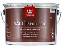 Антисептическая грунтовка для дерева Tikkurila Valtti Pohjuste 9 л