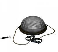 BOSU балансировочная платформа массажная PS BS-300 (пластик + насос)