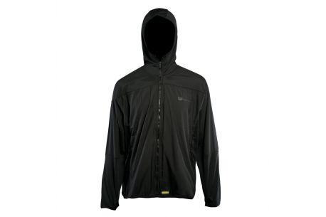 Куртка APEarel Dropback Lightweight Zip Jacket Black XXL
