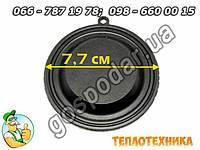Мембрана водяного редуктора газовой колонки Нева 4510, Нева 4511, Нева 4513 диаметр Ф-76мм