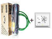 Нагреватальний мат Ryxon HM-200 ( 11 м2) c WI-FI thermostat TWE02 (KIT 3216), фото 1