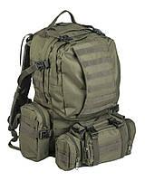 Тактический рюкзак Mil-tec с разгрузкой DEFENSE PACK Assembly 36 литров Олива 14045001, фото 1