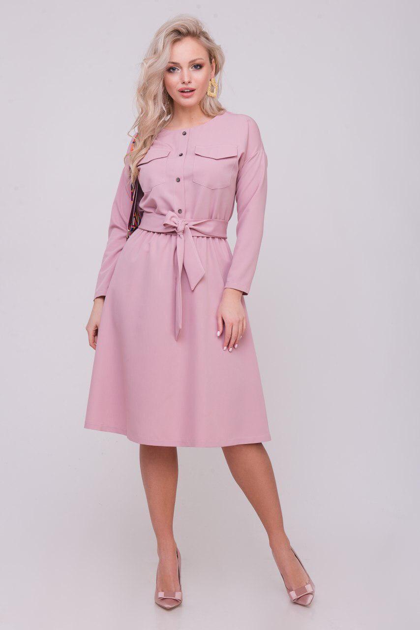 Женское платье Little pink dress