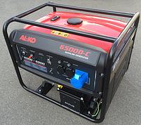 Генератор бензиновый Al-ko 6500 D-C (130 932), фото 2