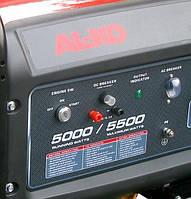 Генератор бензиновый Al-ko 6500 D-C (130 932), фото 3