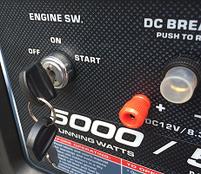 Генератор бензиновый Al-ko 6500 D-C (130 932), фото 4
