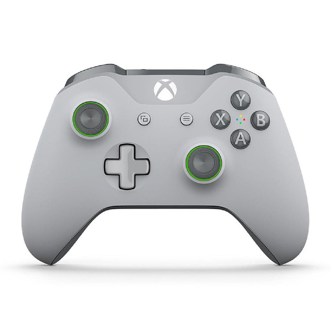 Геймпад (Джойстик) Microsoft Xbox One Wireless Controller Grey/Green