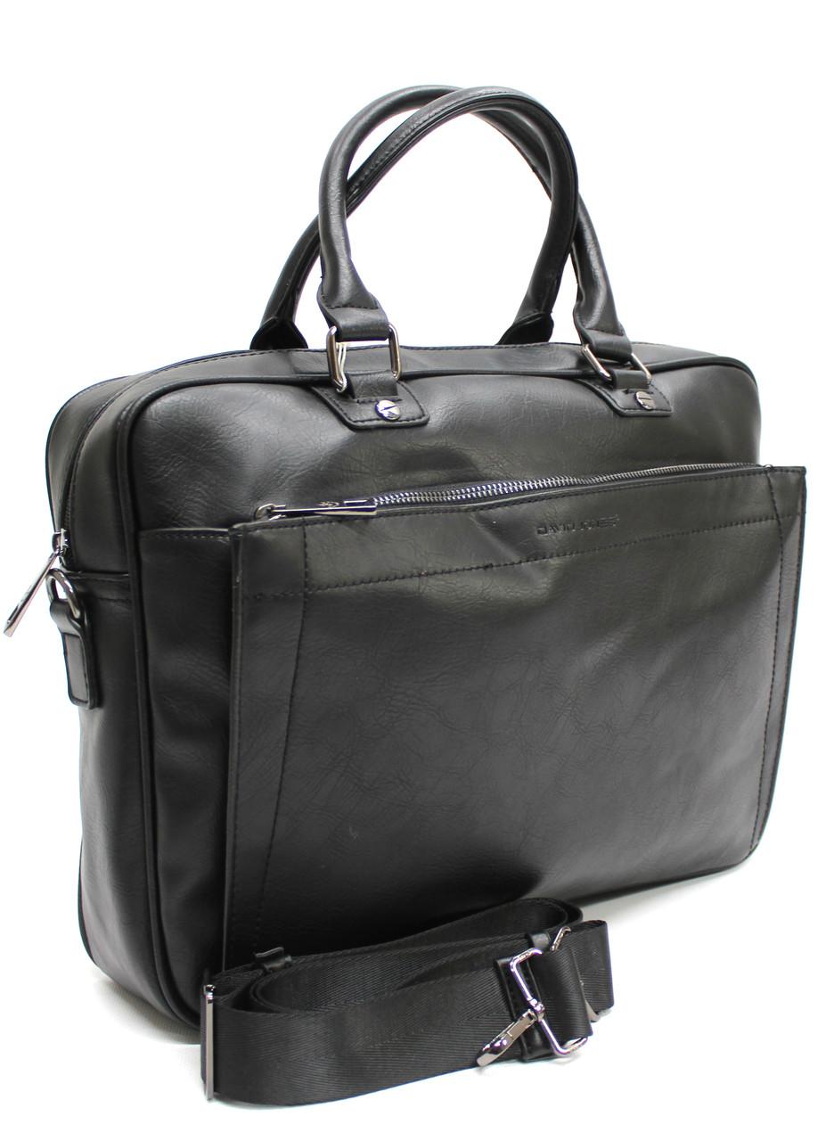 """Мужская сумка-портфель """"David Jones YR D1302"""""""