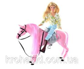"""Детская кукла с лошадью  """"Ранчо"""" / DEFA 8038, фото 3"""